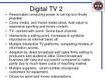 digital tv 2
