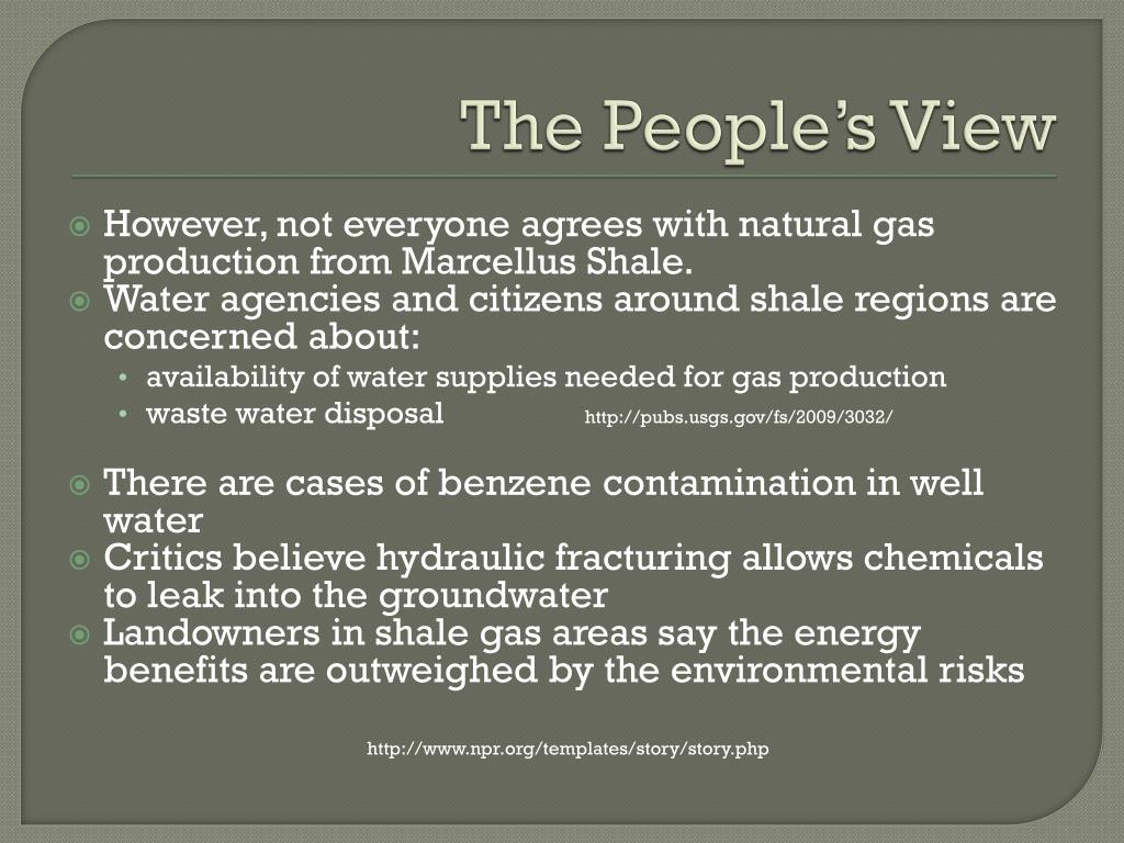 PPT - Shale Gas PowerPoint Presentation - ID:447076