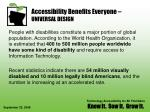 accessibility benefits everyone universal design14
