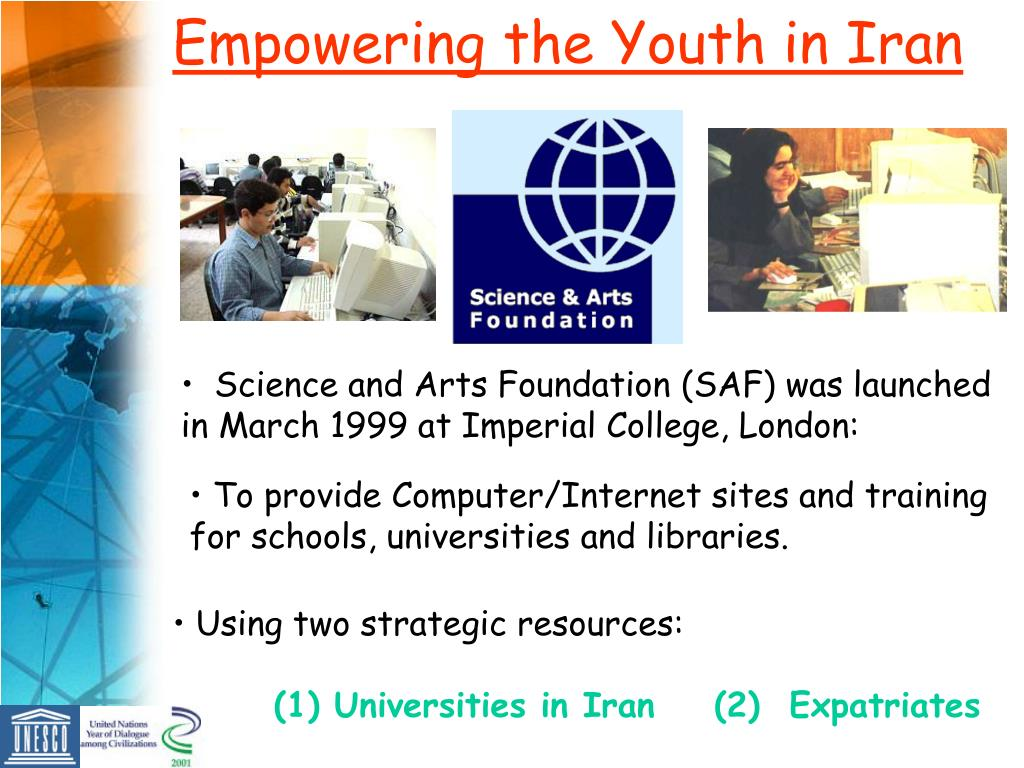 ict and the youth