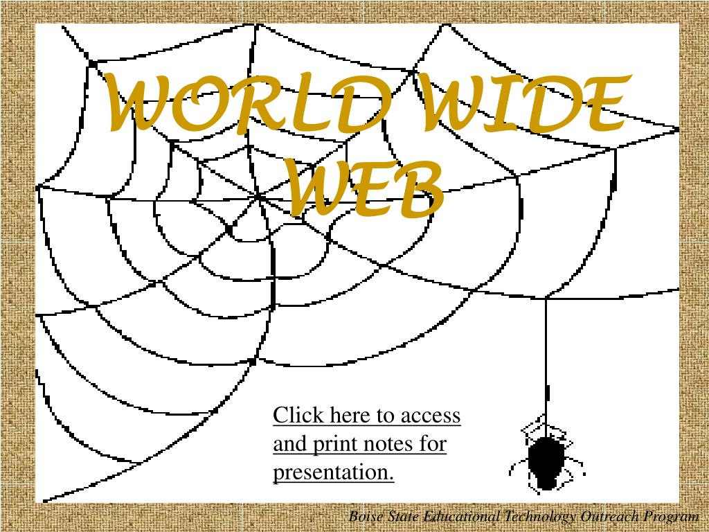 world wide web l.