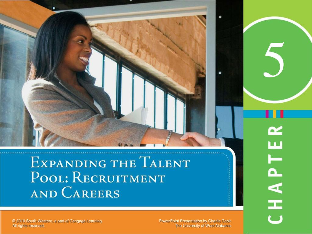 �expanding the talent pool: recruitment and careers� and 1 career-planning workbooks 2 career-planning workshops 3 career counseling 4 determing indivdiuals development needs 5 career developing a diverse talent pool increasing recruitment of minorities, women, and disabled though still not as high as white men (skim book for further details.