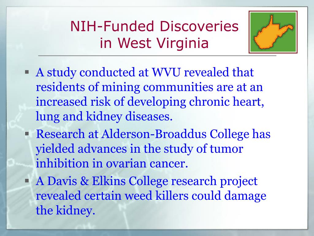 NIH-Funded Discoveries