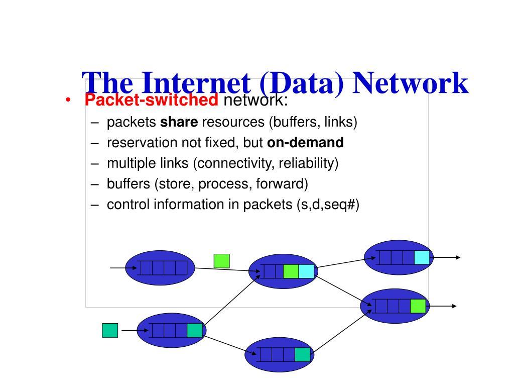 The Internet (Data) Network