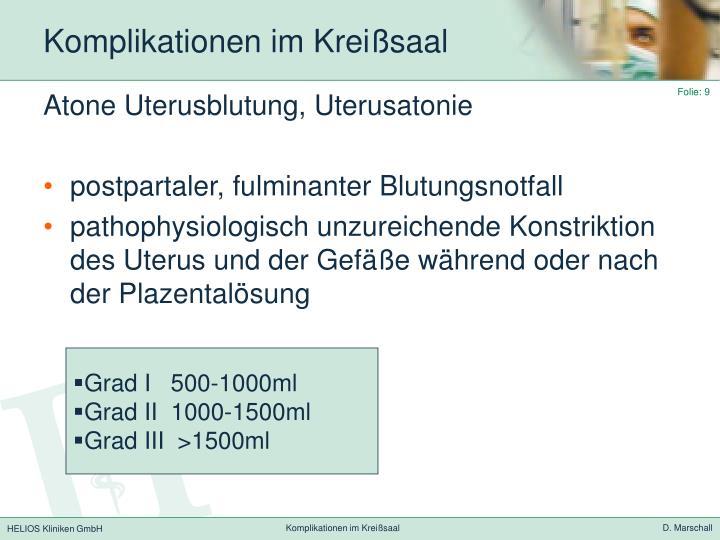 PPT - Komplikationen im Kreißsaal PowerPoint Presentation ...
