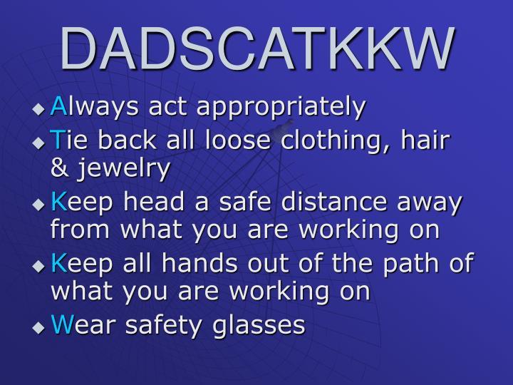 Dadscatkkw3