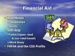 financial aid16