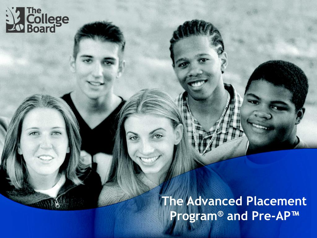 the advanced placement program and pre ap l.