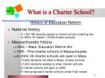 what is a charter school4