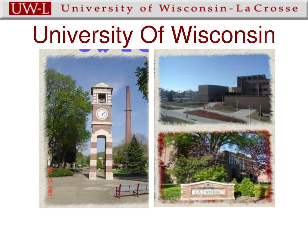 university of wisconsin l.