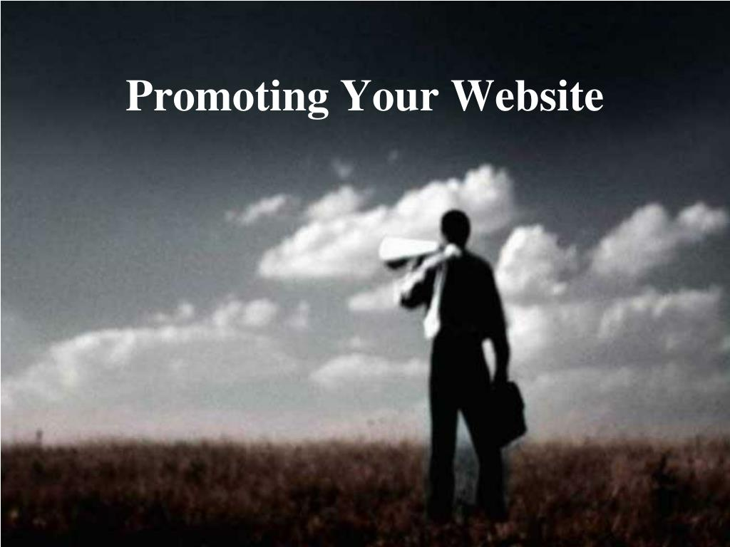 promoting your website l.
