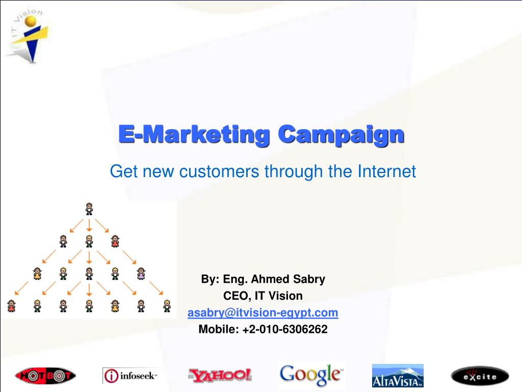 e marketing campaign l.