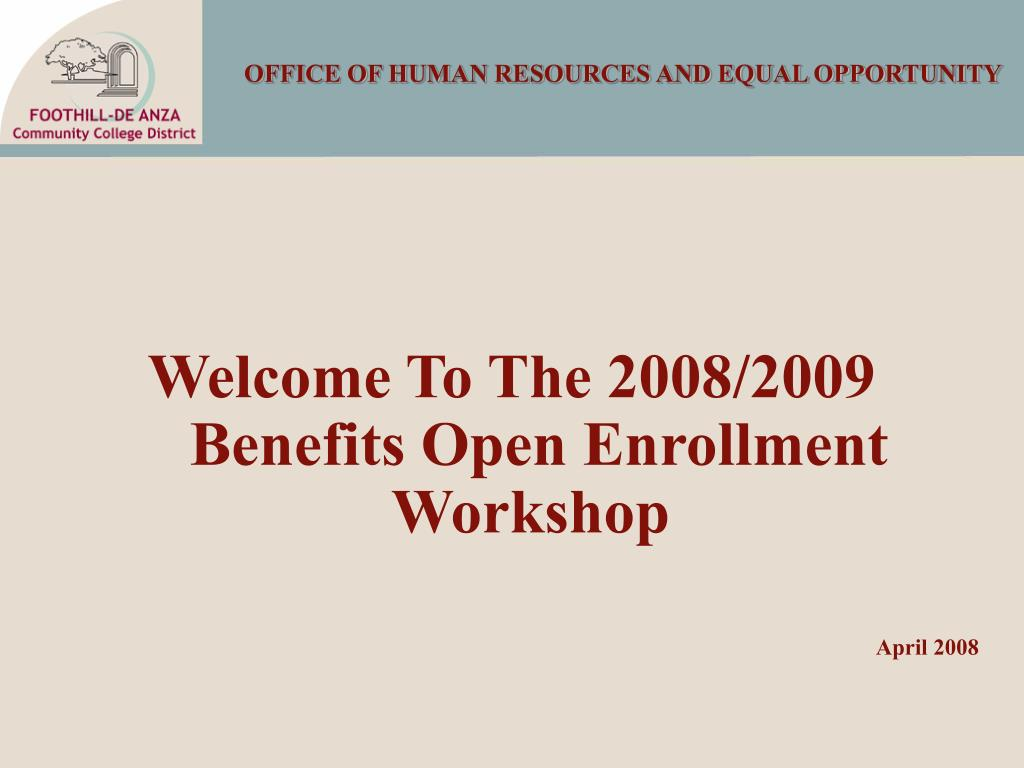 office of human resources and equal opportunity l.