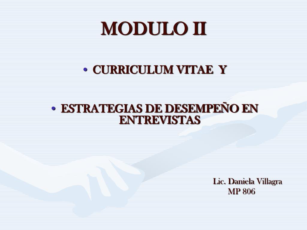 CURRICULUM VITAE  Y