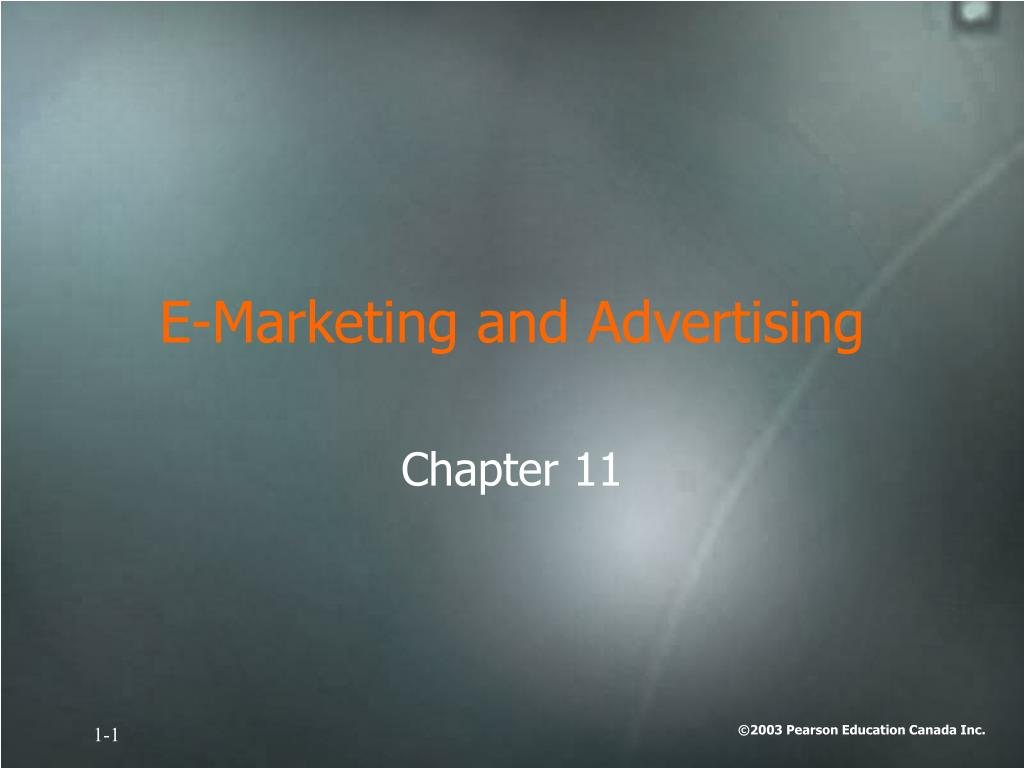 e marketing and advertising l.