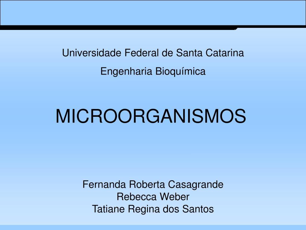 microorganismos l.