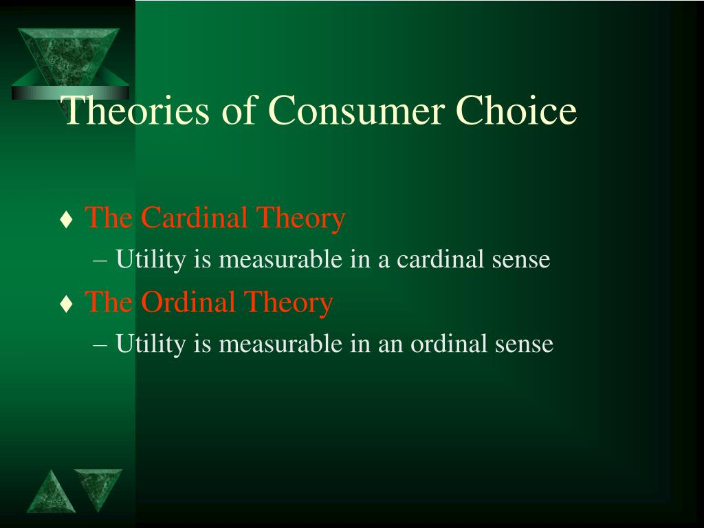 show that the consumer equilibrium under cardinal and ordinal utility theory are identical