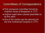committees of correspondence24
