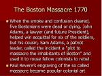 the boston massacre 177016