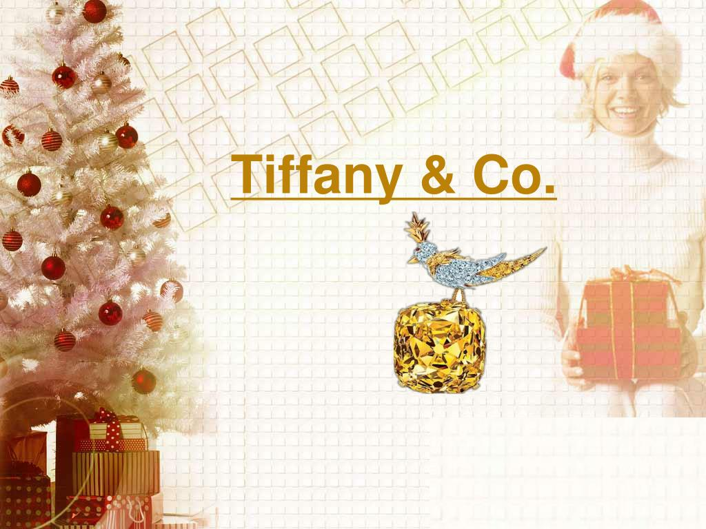 tiffany co l.