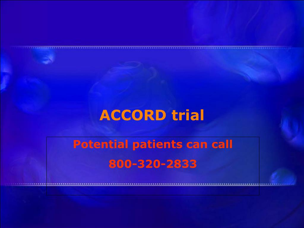 Potential patients can call