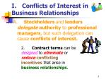 i conflicts of interest in business relationships3