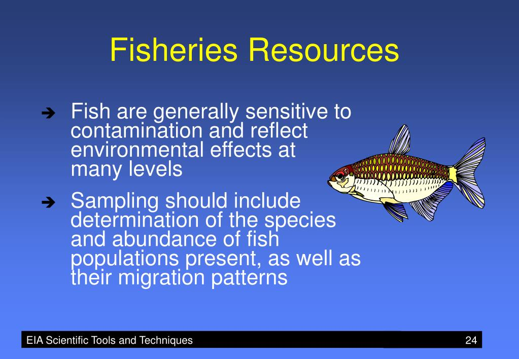 Fisheries Resources