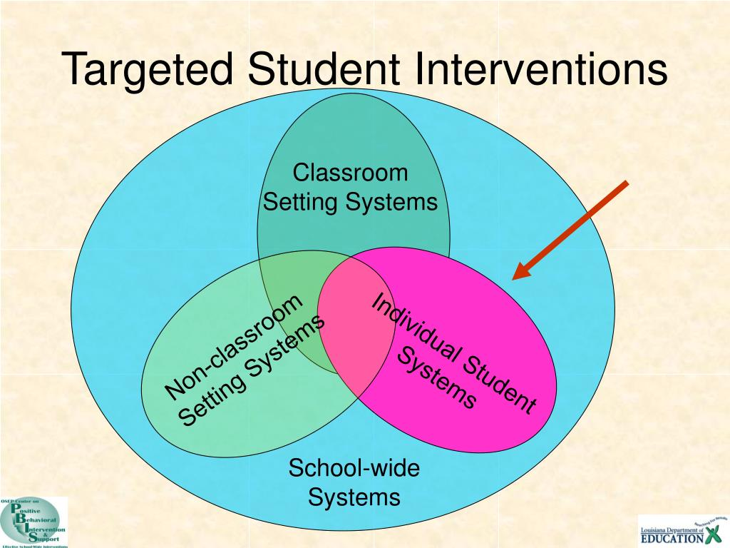 Targeted Student Interventions