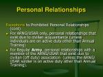 personal relationships10