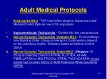 adult medical protocols13
