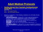 adult medical protocols15