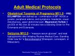 adult medical protocols19