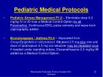 pediatric medical protocols22