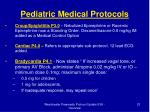 pediatric medical protocols23