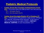 pediatric medical protocols25