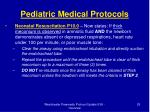 pediatric medical protocols29