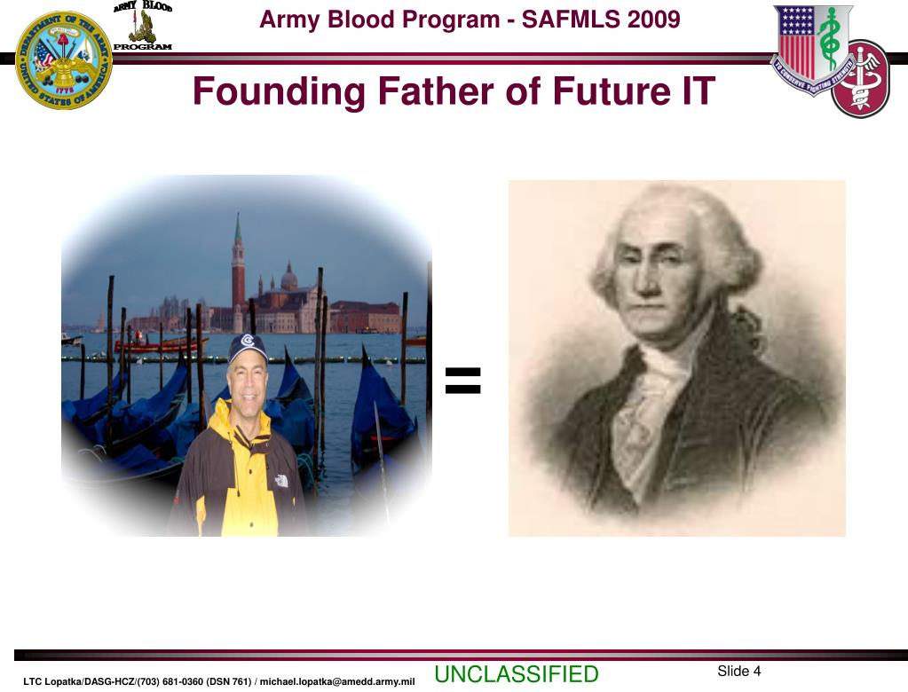 Founding Father of Future IT