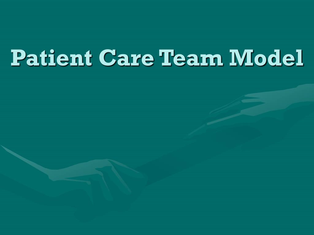 patient care team model l.