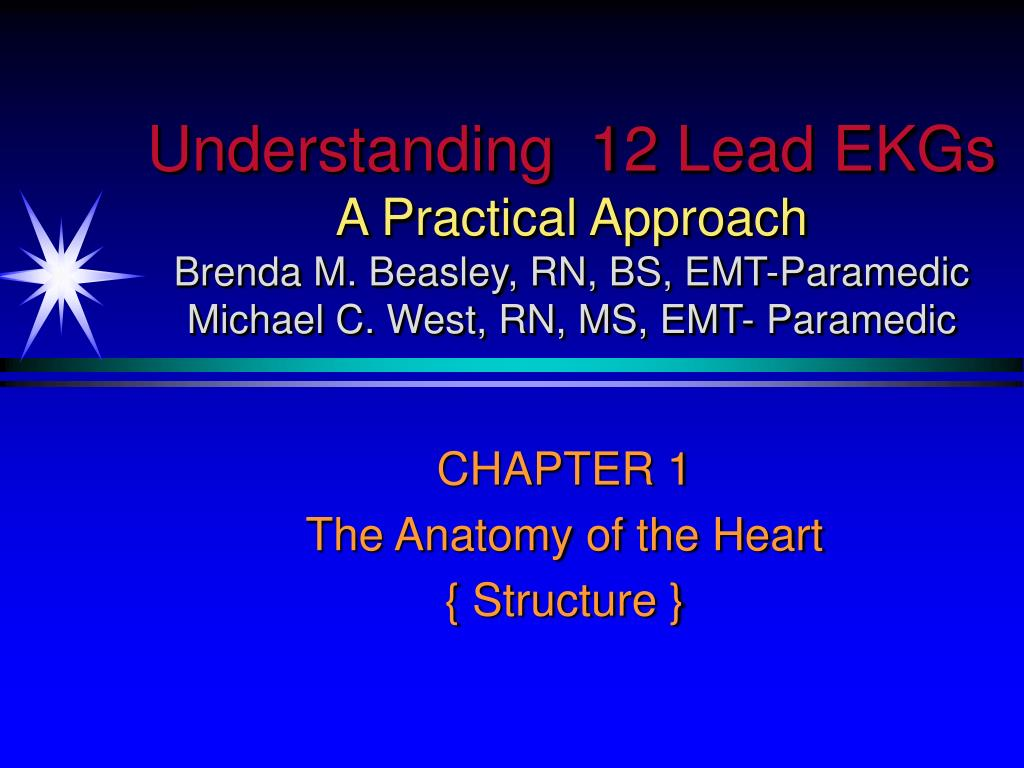 chapter 1 the anatomy of the heart structure l.