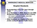 hospital standards8