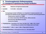 3 forschungsbereich softwaresysteme 3 4 strategische projektf rderung beispiel verifikation