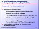 3 forschungsbereich softwaresysteme 3 4 strategische projektf rderung beispiel verifikation27