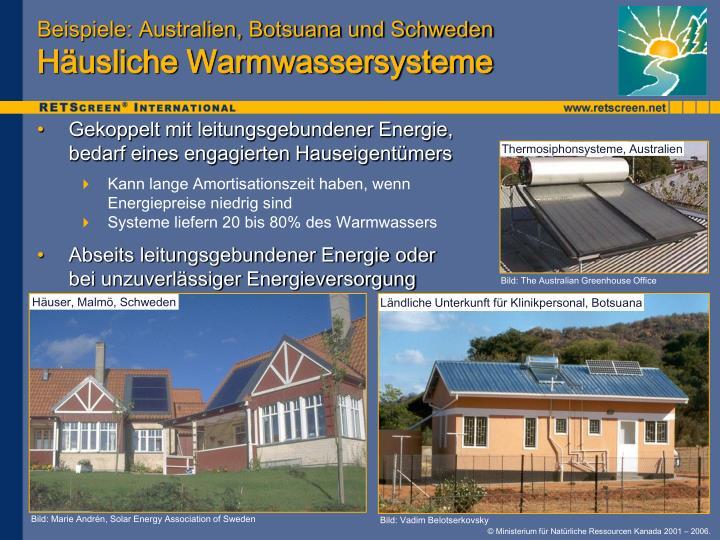 Ausgezeichnet Direkte Und Indirekte Warmwassersysteme Bilder - Die ...
