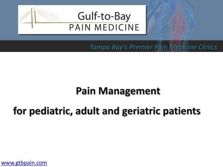 managing pain in a geriatric patient experiencing multisystem failure