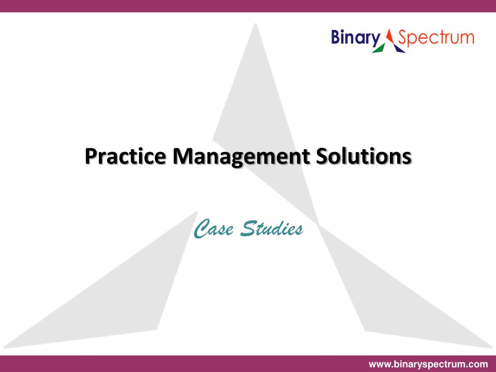 practice management solutions l.