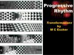 progressive rhythm