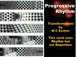 progressive rhythm13