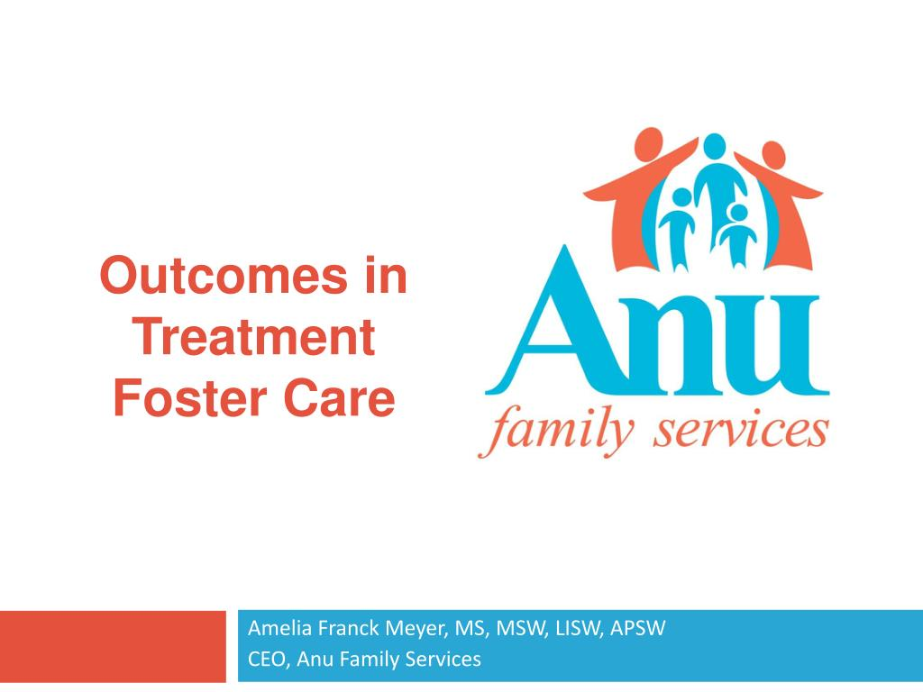 Outcomes in Treatment Foster Care