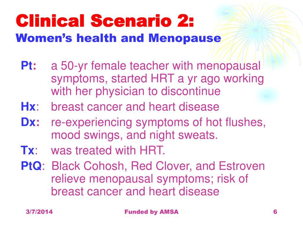 Clinical Scenario 2:
