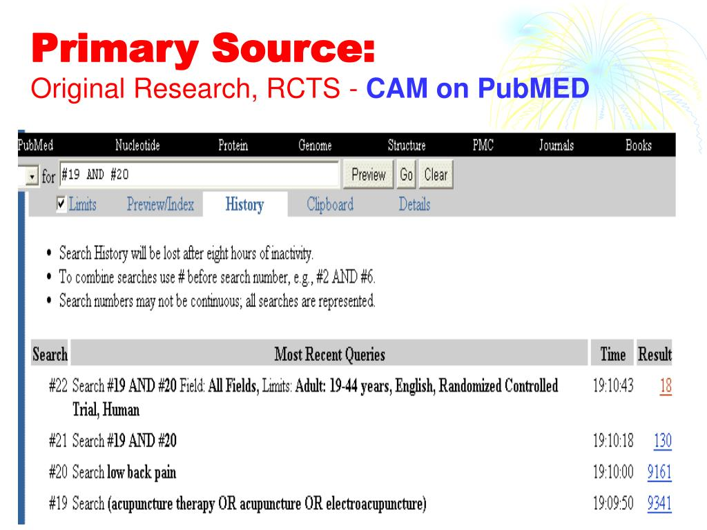 Primary Source: